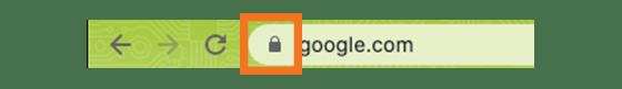 Sample Secure URL