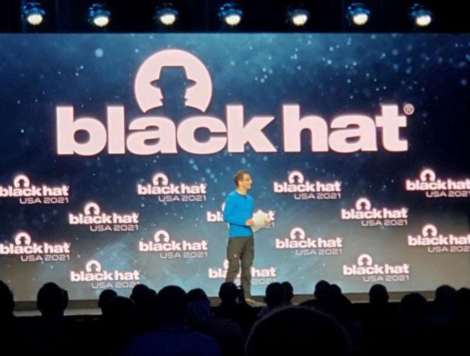 Black Hat 2021 - Jeff Moss